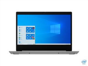 """Lenovo IdeaPad 3 14IIL05 laptop Intel® Quad Core™ i5 1035G1 14"""" FHD 8GB 512GB SSD Intel® UHD Graphics Win10 sivi"""